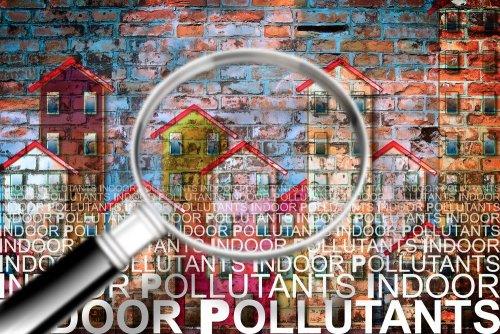Воздух Кривого Рога загрязнен токсичным газом