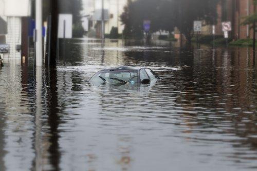 Наводнение в Закарпатье: из-за сильных дождей реки вышли из берегов. Видео