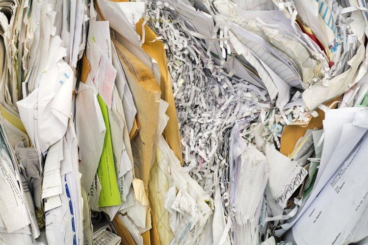 Українцям пояснили, як правильно сортувати папір для переробки