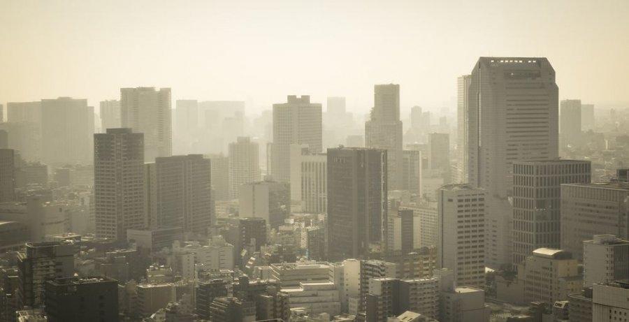 25 мегаполисов мира ответственные за более чем половину всех выбросов парниковых газов