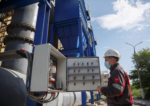 Меткомбінат «Азовсталь» у Маріуполі вкладе ще 28 млн грн в екомодернізацію
