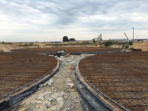 Энергия из кукурузы: на Черниговщине начали строительство биогазовой станции