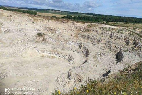 На Тернопільщині знищили унікальну пам'ятку природи віком 5 млн років
