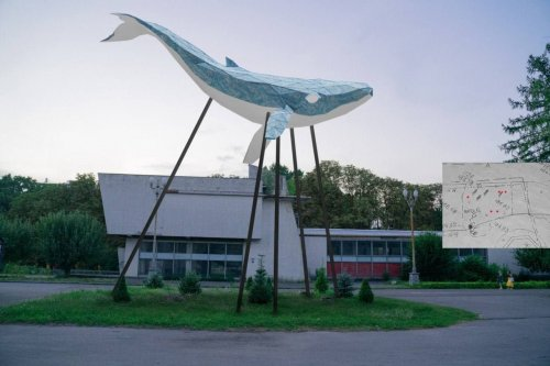У Києві встановлять скульптуру з переробленого пластику: названо дату