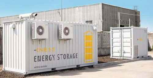 У KNESS розповіли подробиці тестування першого промислового накопичувача енергії