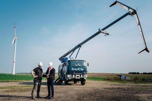 У Берліні розробили вітроенергетичну систему, яка вдвічі ефективніша за традиційні вітряки