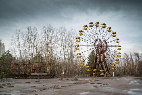 На восстановление туристических объектов в Чернобыле выделили 30 млн гривен