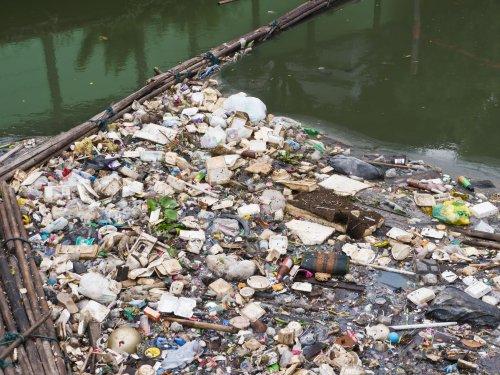 На Харьковщине волонтеры расчистили реку Уды: за три месяца из воды вытащили 95 тонн мусора