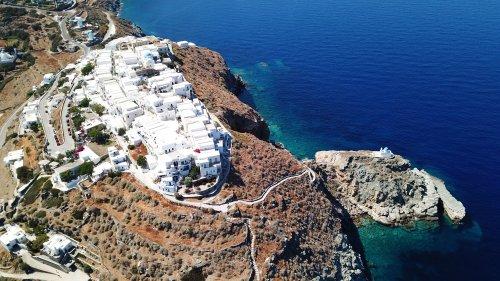 У Греції острів перейде на 100% електроенергії з відновлюваних джерел