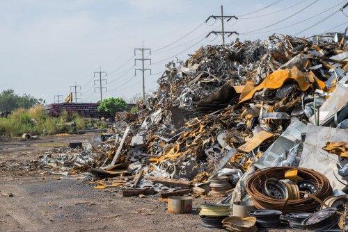 Завод в Сумской области избавился от 1257 центнеров опасных отходов