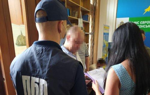 Слідчі ДБР затримали директора нацпарку на Херсонщині через десятки мільйонів збитків