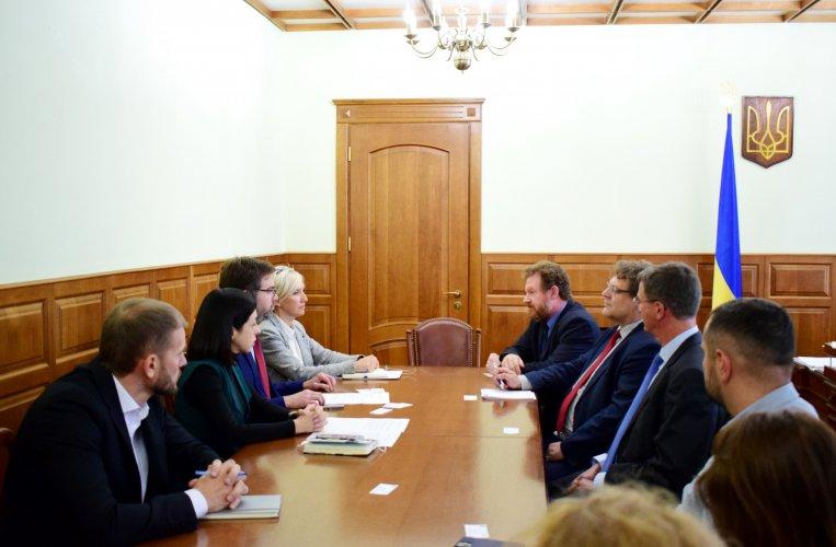 """Европейские партнеры поддержат развитие энергоэффективности и """"зеленой"""" энергетики в Украине"""