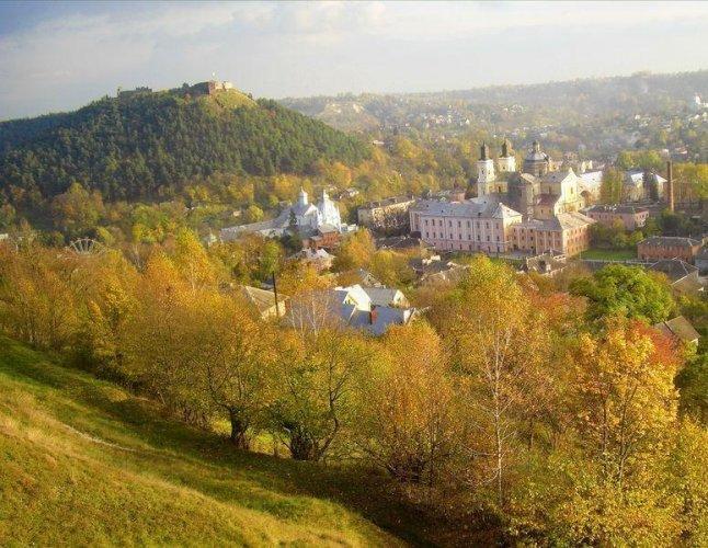 В Україні розширять межі нацпарку «Кременецькі гори»