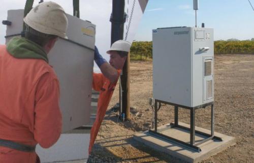 На Ривненщине впервые установят современный пост мониторинга воздуха