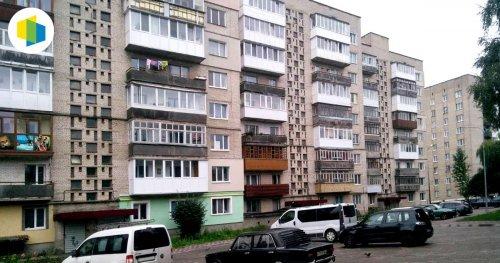 У Луцьку мешканці хрущовки заощадили 30% на опаленні завдяки державній підтримці