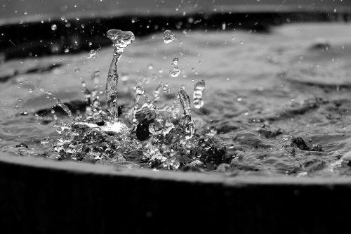 Как дождевую воду превращают в питьевую. Видео