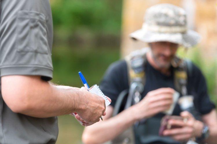 У нацпарку біля Одеси затримали браконьєрів з уловом на 2 млн грн. Фото