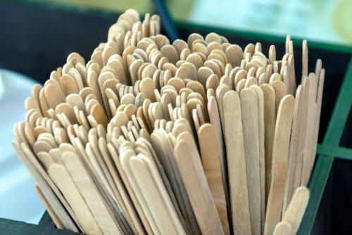 В столице начали принимать на переработку мелкую древесину