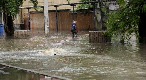 В Одессе разрабатывают карту подтоплений, чтоб бороться с последствиями ливней