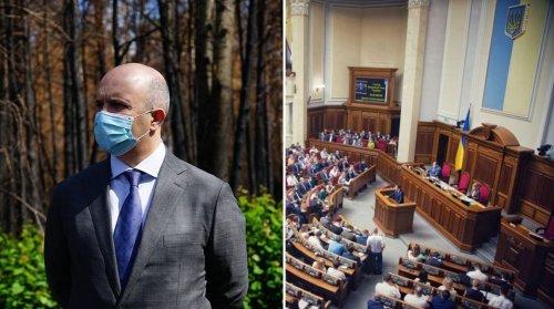 Активисты призвали нардепов не увольнять министра Абрамовского