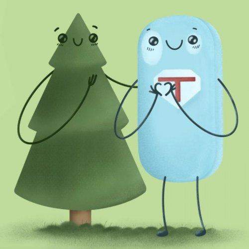 В Україні стартувала акція з висадки дерев і допомоги онкохворим дітям: як долучитися