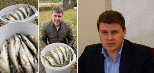 "Нардеп от ""Батьківщини"" попал в скандал из-за браконьерства. Фото"