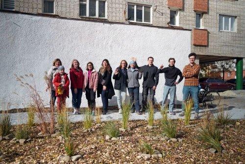 Активісти Львова долучилися до створення у місті природоорієнтованого простору